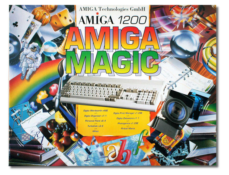 Amiga 1200 Magic