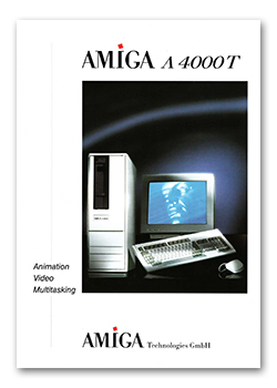 Amiga 4000 Tower